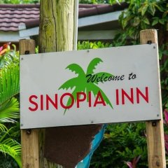 Отель The Sinopia Inn спа