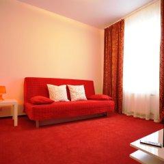 Отель Винтаж Москва комната для гостей фото 5