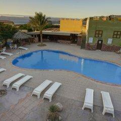 Отель Bedouin Moon Village бассейн фото 3