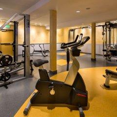 Aventura Hotel фитнесс-зал фото 3