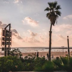 Hostel Bu93 Тель-Авив пляж