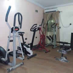 Akma Signature Hotel & Suites фитнесс-зал