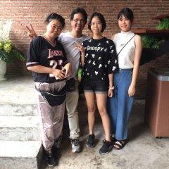Vm1 Hostel Бангкок с домашними животными