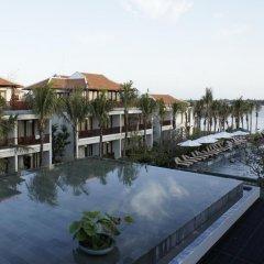 Отель Vinh Hung Emerald Resort Хойан бассейн фото 2