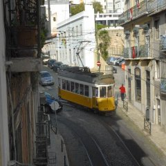 Отель Casa Dos Azulejos - Lapa балкон