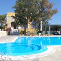 Отель Anastasia Hotel Греция, Остров Санторини - отзывы, цены и фото номеров - забронировать отель Anastasia Hotel онлайн бассейн фото 2