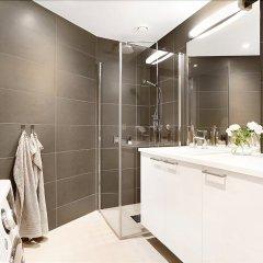 Отель Nordic Host Luxury Apts - Town Home Норвегия, Осло - отзывы, цены и фото номеров - забронировать отель Nordic Host Luxury Apts - Town Home онлайн ванная