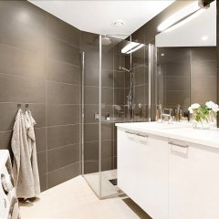 Отель Nordic Host Luxury Apts - Town Home ванная