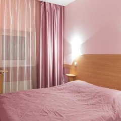 Гостиница Луна Екатеринбург комната для гостей фото 8