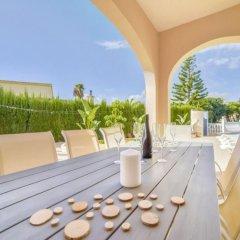 Отель Villa in Calpe - 104078 by MO Rentals балкон
