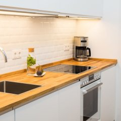 Апартаменты Upper Westside - 3 Bedroom Interior Designed Apartment by BENSIMON apartments Берлин в номере