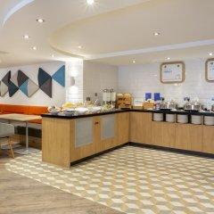 Отель Holiday Inn Express Edinburgh City Centre Эдинбург питание фото 3