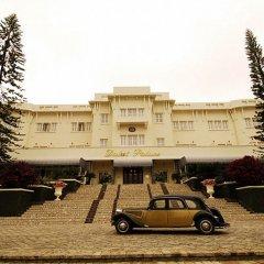 Отель Dalat Palace Далат городской автобус