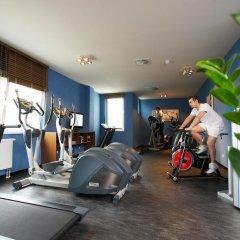 Отель DORFHOTEL Sylt фитнесс-зал