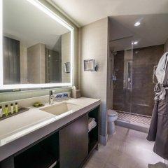 Отель InterContinental Washington D.C. - The Wharf США, Вашингтон - отзывы, цены и фото номеров - забронировать отель InterContinental Washington D.C. - The Wharf онлайн ванная