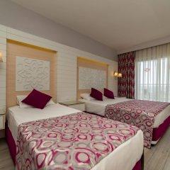 Sunmelia Beach Resort Hotel Сиде комната для гостей