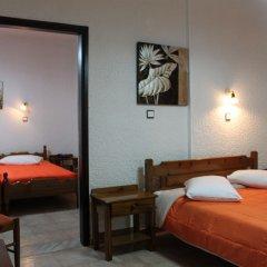 Отель Vallian Village Hotel Греция, Петалудес - отзывы, цены и фото номеров - забронировать отель Vallian Village Hotel онлайн комната для гостей фото 2
