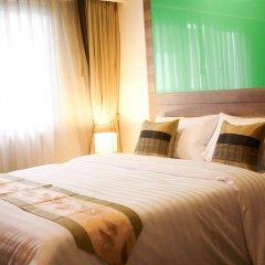 Отель Triple 8 Inn Bangkok Таиланд, Бангкок - отзывы, цены и фото номеров - забронировать отель Triple 8 Inn Bangkok онлайн комната для гостей фото 3