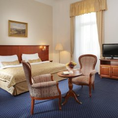 Отель Imperial Spa & Kurhotel Чехия, Франтишкови-Лазне - отзывы, цены и фото номеров - забронировать отель Imperial Spa & Kurhotel онлайн комната для гостей фото 4