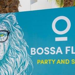 Hotel Playasol Bossa Flow - Adults Only парковка