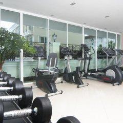 Отель LK The Empress фитнесс-зал
