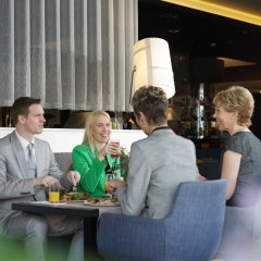 Отель Radisson Blu Sky Эстония, Таллин - 14 отзывов об отеле, цены и фото номеров - забронировать отель Radisson Blu Sky онлайн интерьер отеля