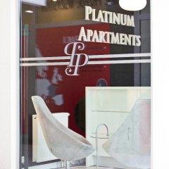 Отель Platinum Palace Apartments Польша, Познань - отзывы, цены и фото номеров - забронировать отель Platinum Palace Apartments онлайн удобства в номере фото 2
