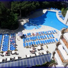 Hotel Blaumar балкон