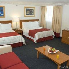 Отель Holiday Inn Mexico Coyoacan Мехико комната для гостей фото 3