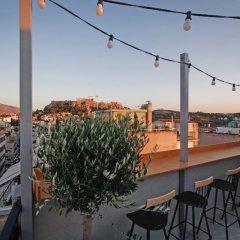 Отель Pame House Греция, Афины - отзывы, цены и фото номеров - забронировать отель Pame House онлайн терраса/патио фото 2