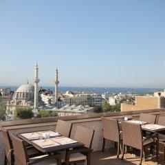 Отель Grand Washington Стамбул питание