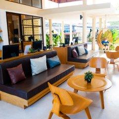 Отель Baan Talay Resort Таиланд, Самуи - - забронировать отель Baan Talay Resort, цены и фото номеров интерьер отеля