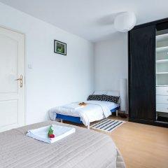 Апартаменты P&O Apartments Gocław 2 Варшава комната для гостей