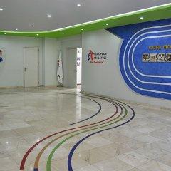 Отель Athletics спортивное сооружение