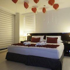 Porton Medellin Hotel комната для гостей