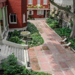 Отель Casa Moctezuma Мехико фото 8