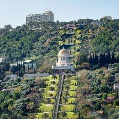 Golden Crown Haifa Израиль, Хайфа - 1 отзыв об отеле, цены и фото номеров - забронировать отель Golden Crown Haifa онлайн приотельная территория