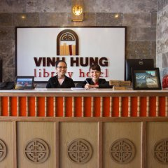 Vinh Hung Library Hotel спа