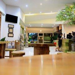 Bukit Daun Hotel and Resort гостиничный бар