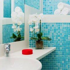 Отель El Viso Smart Испания, Мадрид - отзывы, цены и фото номеров - забронировать отель El Viso Smart онлайн ванная фото 2