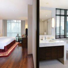 Отель Sathorn Vista, Bangkok - Marriott Executive Apartments Таиланд, Бангкок - отзывы, цены и фото номеров - забронировать отель Sathorn Vista, Bangkok - Marriott Executive Apartments онлайн ванная фото 2