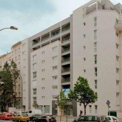 Отель Appart'City Lyon Villeurbanne парковка