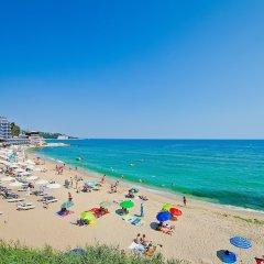 Hotel Amfora пляж фото 2