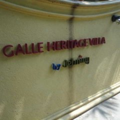 Отель Galle Heritage Villa by Jetwing парковка