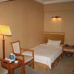 Guangzhou Pengda Hotel комната для гостей фото 4