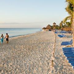 Отель Grand Riviera Princess - Все включено пляж