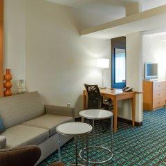 Отель Fairfield Inn And Suites By Marriott Lake City Лейк-Сити фото 7