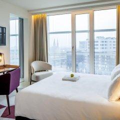 Отель Room Mate Aitana 4* Представительский номер с различными типами кроватей фото 2