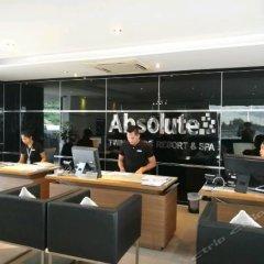 Отель Absolute Twin Sands Resort & Spa интерьер отеля фото 2