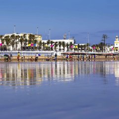 Hotel Le Diwan Mgallery by Sofitel пляж